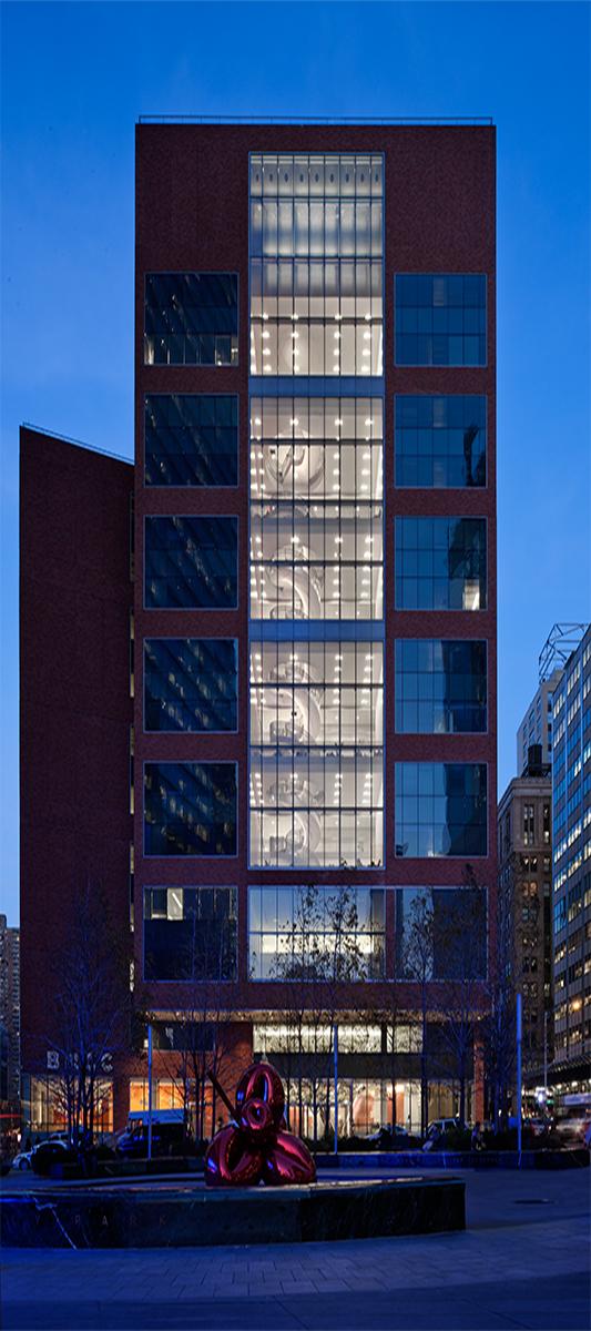 Arkitekturprojekter fra nutidige kontorer